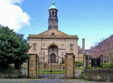 St Patrick's Church, Cowgate, Edinburgh  -  Photograph 2005