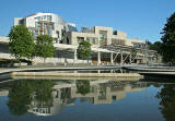 The Scottish Parliament Building  -  June 2006