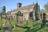 South Leith Parish Church  -  Photograph taken November 2005