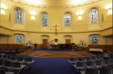 Church Interior,  St Andrew's and St George's West Church, George Street, Edinburgh