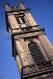 St Stephen's Church, Clock Tower, Stockbridge, Edinburgh