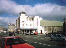 State Cinema, at the bridge over the Water of Leith, Great Junction Street, Leith
