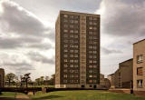 Tweedmuir House, Niddrie House District, Edinburgh  -  Photograph taken 1987