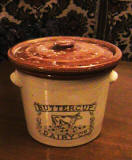 Buttercup Dairy Co. - 5 lb pot and lid