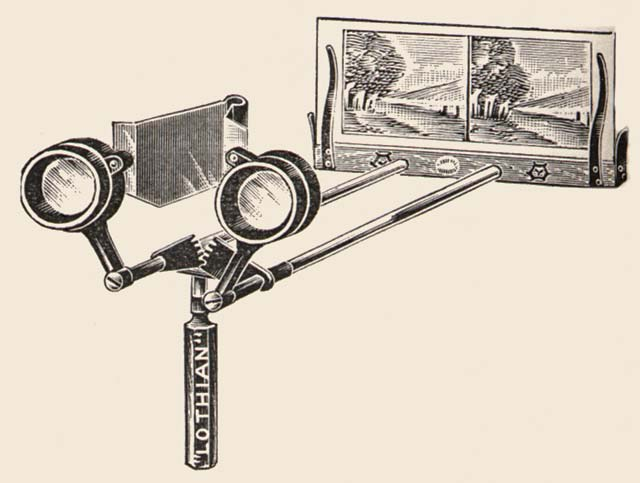 Photographic Apparatus  -  AH Baird  -  1895  -  Stereoscope