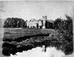 Lacock Abbey  -  from Edinburgh Calotype Club Album