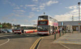 Lothian Buses  -  Terminus  -  The Jewel -  Route 2