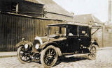 Boys Brigade, 1st Leith Company  -  Staff Car