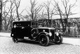 Edinburgh Lord Provost's Car  -  1920s