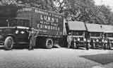 Lunn's Removal Vans  -1920s?