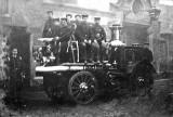 A 1906  Merryweather Fire King fire engine  -  when and where