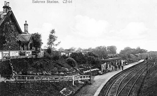 Balerno Station  -  When was this photo taken?