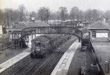 Edinburgh Railways  -  Duddingston Station  -  1962