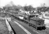 Edinburgh Railways  -  Morningside Road Station  -  1956