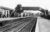 Edinburgh Railways  -  Currie Station  -  1934