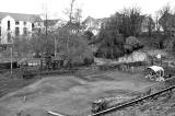 Railways in North Edinburgh  -  Scotland Street Coal Yard, converted to a children's playground