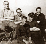 Crew of Minesweeper MFV1024
