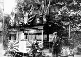 Decorated Trams  -  GR Anniversary