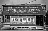 Decorated Trams  -  National Service  -  Enrol To-day