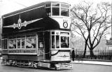 Decorated Trams  -  Waverley Market  -  Raf Exhibition