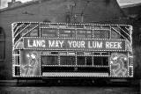 Illuminated Tram  -  Lang May Your Lum Reek