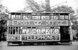 Illuminated Tram  -  Post Office Telephones