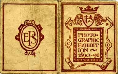 EPS 1890 Exhibition  -  Season Ticket (outside)
