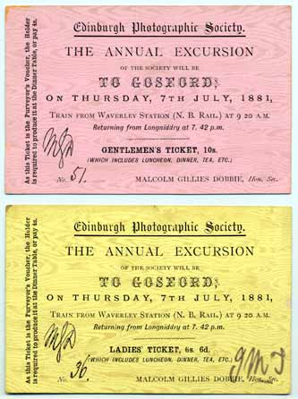 Tickets for EPS 1881 Outing tro Gosford