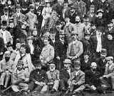 Photographic Convention 1892 - Detail from Group Photo - Photographer not known