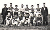 St Bernard's Football Team  -  1952
