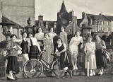 Canongate Girls' Club  -  around 1958