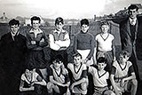 1st Leith Boys' Brigade Company   -  Water Polo Team, 1916-17