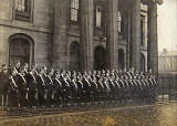 Boys' Brigade, 1st Leith Company  -  Before Annual Inspection, 1913