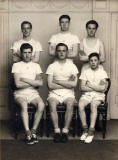 Leith 6th Battalion Running Team  -  c.1953-54