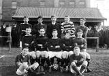Boys' Brigade Leith Battalion Football Team, 1913  -  Match Result:  Leith 3, Edinburgh 2