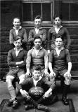 Brioughton 2nd Seven Rugby Team - 1923