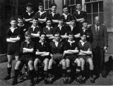 Broughton HIgh School  -  Rugby Team, 1950-51