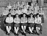 Broughton Place Church Scout Troupe, around 1961