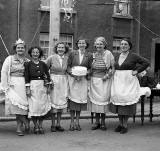 Photo taken on Coronation Day - June 2, 1953  -  Six Cooks  -  Where?