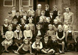 Craiglockhart Class - possibly before Craiglockhart Primary school  -  Around 1950-51