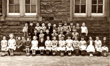 Dalry Primary School Class  -  Around 1958