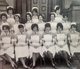 A Class at Dean Nursing College, 1962.