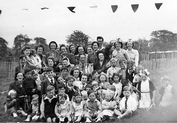 Duddingston Camp, Gala Day - possibly for the Coronation 1953