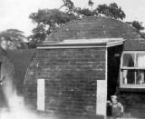 Duddingston Camp, 1950s  -  Hut No .221