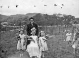 Duddingston Camp, 1953  -  Mock Coroantion