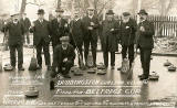 Curling Match at Duddingston  -  December 31, 1913