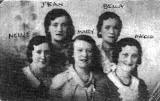 The five Rawley sisters, Dumbiedykes