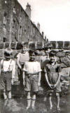 Group of Children  -  East Thomas Street