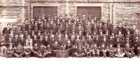 Edinburgh Gas Dept Fitters  -  1933