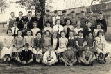 Fernieside Primary School Class photo - Primary 5, late-1960